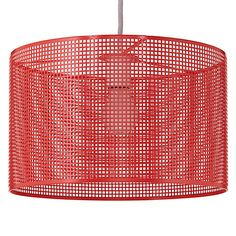 Buy House by John Lewis Perforated Pendant Lampshade Online at johnlewis.com