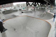 Best DIY Skatepark