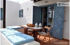 Anna-Maria's Mykonos House-Maisonette II - Villa - Mykonos Holiday Apartments, Anna Marias, Mykonos, Trips, Villa, House, Travel, Furniture, Home Decor