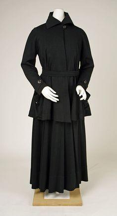Suit, ca. 1917; MMA C.I.51.97.24a-d