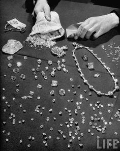 diamonds/life mag