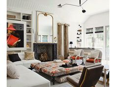 Q&A: Living Room Layouts and Shoe Storage
