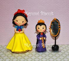 Mayumi Biscuit: Branca de Neve, Madrasta e Espelho