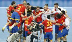 Spain ,Champions of the World 2013  Handball