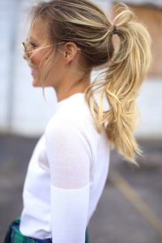 Summer hair goals!
