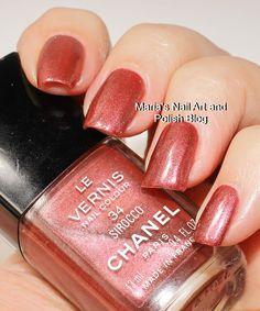Chanel Sirocco 34