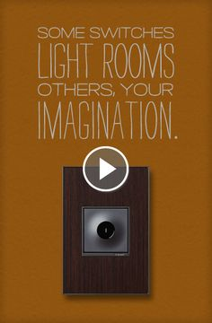 Some Switches Light Rooms Browse The AdorneR Collections Modern Lighting Controls