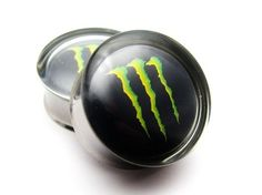 Hey, I found this really awesome Etsy listing at http://www.etsy.com/listing/121515765/monster-plugs-2g-0g-00g-716-12-916-58-34