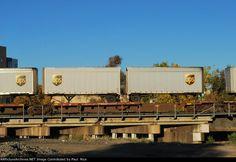 BNSF 300535  Spine car, Description:  BNSF Line   Photo Date:  11/6/2014   Location:  Denver, CO   Author:  Paul Rice  Categories:  RollingStock