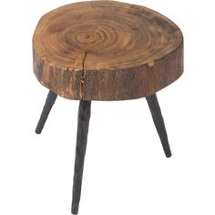 Terra Stool, Small - Furniture - Accent Tables - End Tables