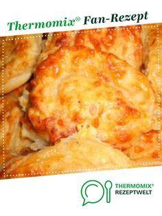 Thunfisch-Blätterteig-Röllchen von vene83. Ein Thermomix ® Rezept aus der Kategorie Backen herzhaft auf www.rezeptwelt.de, der Thermomix ® Community.