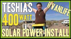 Trailer Build, Diy Rv, Van Living, Medical Equipment, Van Life, Solar Power, How Are You Feeling, Tiny Homes, Grid