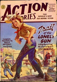 ACTION STORIES. Spring 1946