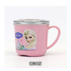 Housewares Household Articles-Frozen Non-slip Stainless lid cup 3EA [OKID00214]