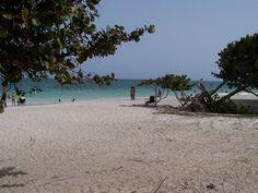 Hellshire beach is nice--affectionately known as Ellsha