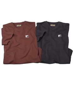 Lot De 2 Tee-Shirts Reg Corp. : http://www.atlasformen.fr/products/les-collections/collection-highlands/lot-de-2-tee-shirts-reg-corp/17000.aspx #atlasformen
