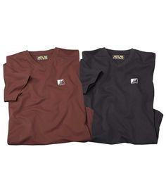 Lot De 2 Tee-Shirts Reg Corp. : http://www.atlasformen.fr/products/grandes-tailles/lot-de-2-tee-shirts-reg-corp/17000.aspx  #atlasformen #avis