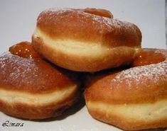 Recipes, bakery, everything related to cooking. Hungarian Recipes, Hungarian Food, Pretzel Bites, Doughnuts, Baked Goods, Sweet Tooth, French Toast, Bakery, Food Porn