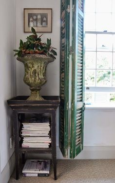 Lee Caroline - A World of Inspiration: An Exclusive Tour of Auckland Interior Designer Irene Crean's French Provencal Home - Part Three