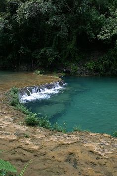 emuc Champey - Guatemala (Next time I go I am going here!!)