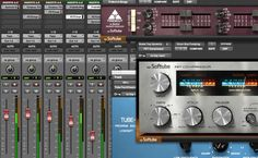 Softube have released version 2.0 of all of their plug-ins, with lots of improvements and AAX 64-bit support, so make sure you Download it r...