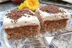 Banánovo - orechový koláč Tiramisu, Pudding, Ethnic Recipes, Desserts, Tailgate Desserts, Deserts, Puddings, Postres, Dessert