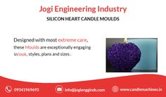 Jogi Engineering industries, Is the supplier of Candle moulds, Chalk moulds & Camphor making machines. We export silicon moulds, birthday & Metal Candle moulds Candle Making Machine, Mould Design, Candle Molds, Engineering, Industrial, Packaging, Plastic, Candles, How To Plan