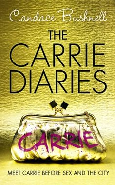 OMG. Headline reads: This is Really Happening: Sex and the City Prequel The Carrie Diaries Pilot in the Works!!