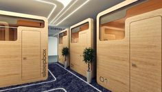 Nap Pods Might Be Coming to an Airport (or Office) Near You — Design News