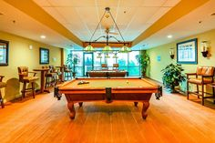How about a game of pool on a rainy day? Check out the Makai! 4201 Coastal Hwy 108, Ocean City, MD 21842 US Bethany Beach Home for Sale - Long & Foster Real Estate, Inc. Maryland & Delaware Beach Real Estate