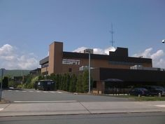ESPN Headquarters - Bristol, CT Our first house was about one mile from the ESPN campus.
