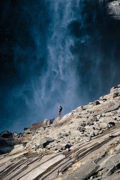 Upper Yosemite Falls by cdelehanty #Yosemite #Colin_Delehanty