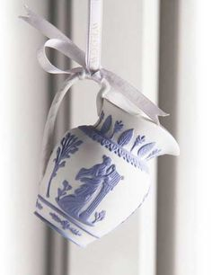 Wedgwood 2013 Iconic Pitcher Ornament