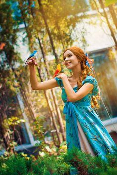 Enchanted: Giselle by Melali on DeviantArt Disney Princess Cosplay, Disney Princess Dresses, Disney Cosplay, Disney Costumes, Cosplay Costumes, Cosplay Ideas, Costume Ideas, Giselle Enchanted, Disney Enchanted