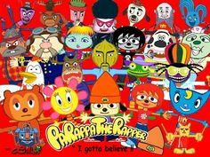 parappa the rapper!!