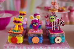 Festa tema Lalaloopsy | Macetes de Mãe
