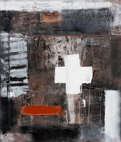 Abstract art by Vigintas Stankus | Oil on canvas  70x60sold