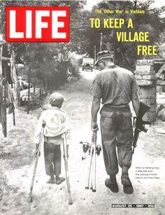LIFE, August 25, 1967 | LIFE Covers: The Vietnam War | LIFE.com