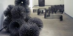 This sculptor absolutely nailed it with his awesome exhibits made of nothing else but nails » Lost At E Minor: For creative people