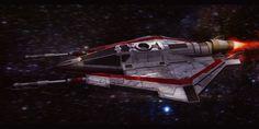 Star Wars T-20 Incom H-Wing by AdamKop.deviantart.com on @deviantART