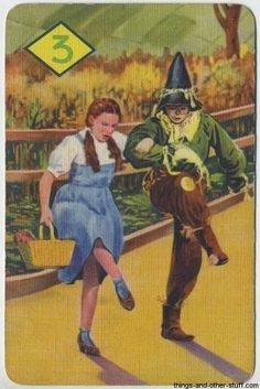 1 of 44 cards from 1939 The Wizard of Oz Card Game on Immortal Ephemera  http://immortalephemera.zippykid.netdna-cdn.com/wp-content/gallery/1940-wizard-of-oz-card-game/03c.jpg