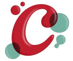 letter c, daily drop cap by jessica hische. by phyllis