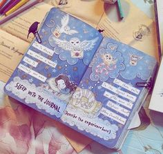 Dream experience   Wreck this journal
