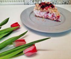 Cheesecake marmorat cu fructe de pădure * ADN de Femeie