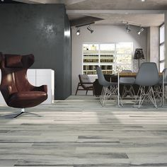 Our Saloon Grey Porcelain x tile is suitable for walls and floors and has a wood grain effect giving you the look and feel of timber without the maintenance usually associated with wooden flooring. Grey Wall Tiles, Wall And Floor Tiles, Grey Walls, Real Wood Floors, Wooden Flooring, White Porcelain Tile, Porcelain Floor, Wood Effect Floor Tiles, Timber Tiles