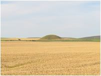 Maeshowe - a neolithic tomb
