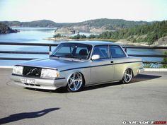 #Volvo #240