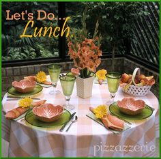 Ladies Luncheon   Recipe on http://pizzazzerie.com