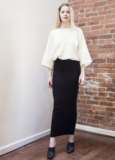 f7ea6a306b45 Black Skirt Leggings from Mimu Maxi Mimu Maxi, Maxi Pencil Skirt, Skirt  Leggings,
