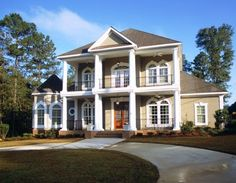 images about Charleston Style house plans on Pinterest    Colonial House Plan